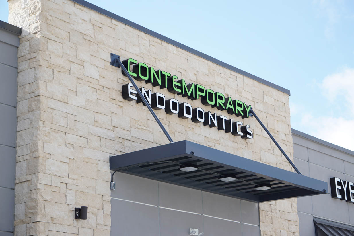 Contemporary Endodontics | Houston Endodontist | Cypress Exterior