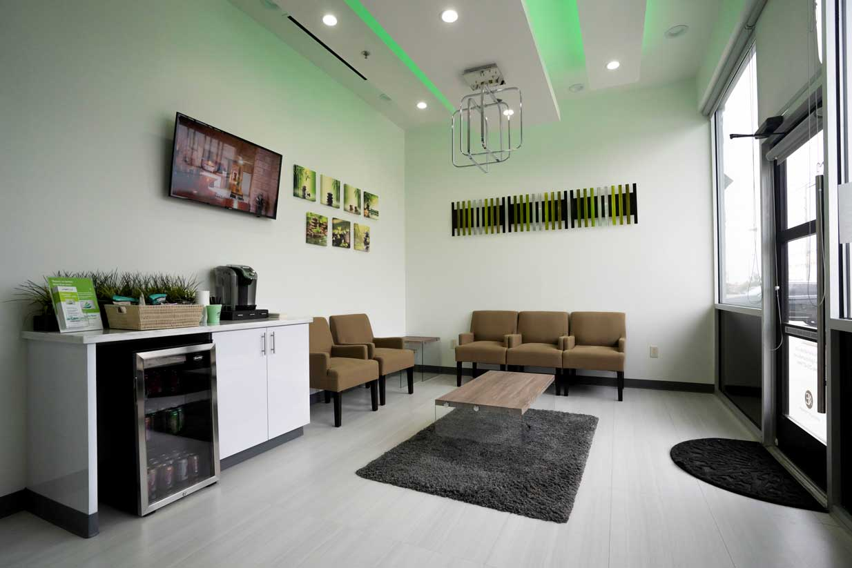 Contemporary Endodontics | Houston Endodontist | Cypress Reception