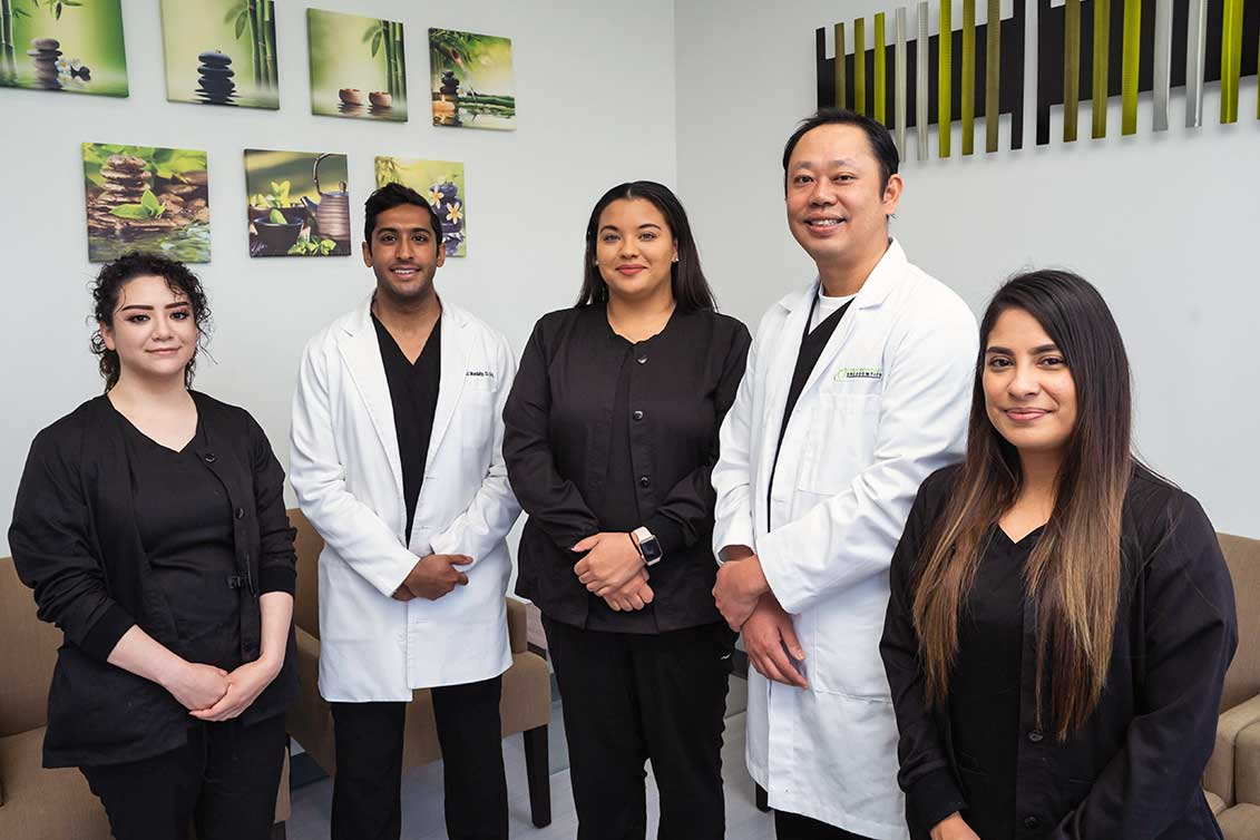 The Contemporary Endodontics Galleria Team