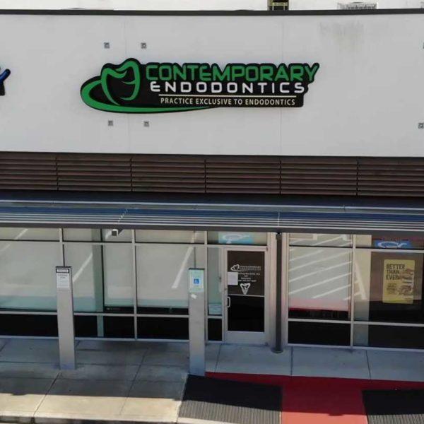 Contemporary Endodontics   Houston Endodontist   Katy Exterior