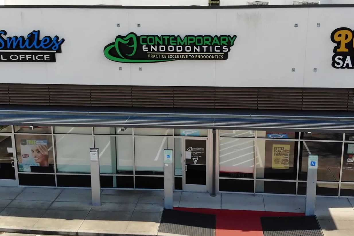 Contemporary Endodontics | Houston Endodontist | Katy Exterior