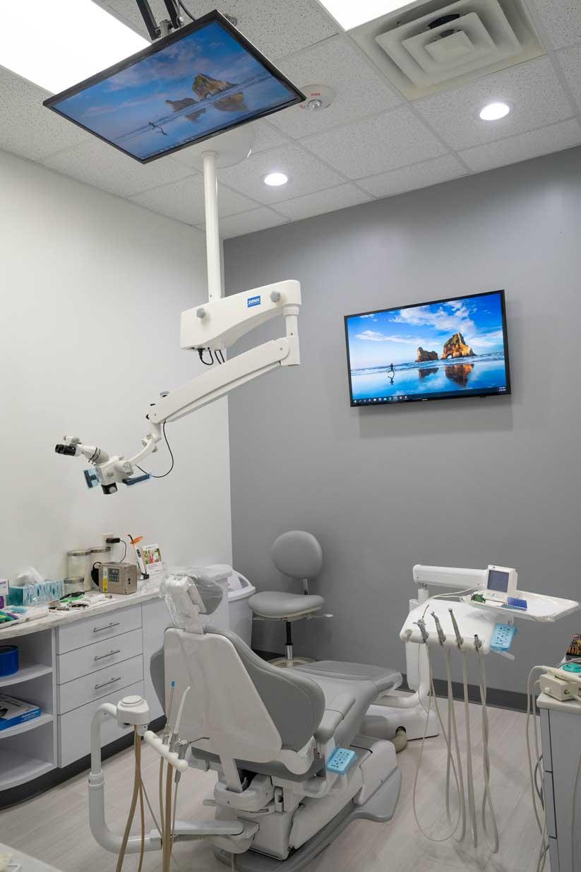 Contemporary Endodontics | Houston Endodontist | Operatory